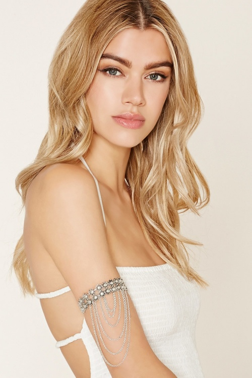 Forever 21 chaine de corps bras