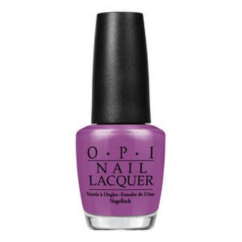 vernis à ongles OPI violet