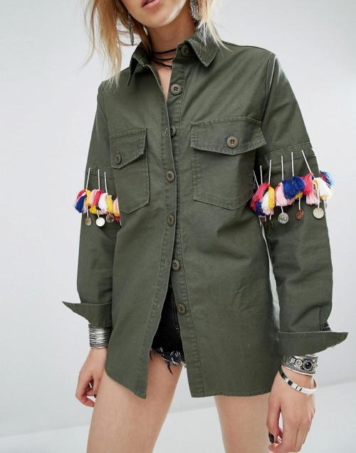 Glamorous - Veste militaire