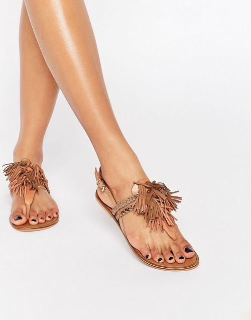 Carvela  sandales frangées