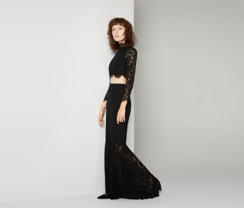 Fame & Partners - Ensemble black lace