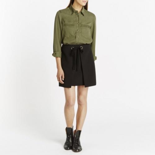 Kookai - Mini jupe doublée