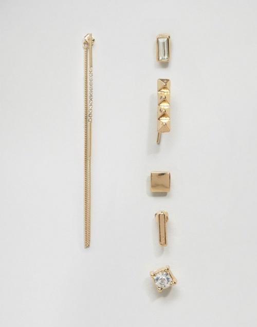 DesignB London lot de bijoux d'oreilles