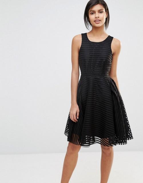 Vero Moda robe airtex