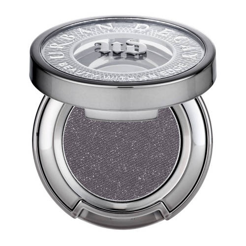 Silver eyeshadows