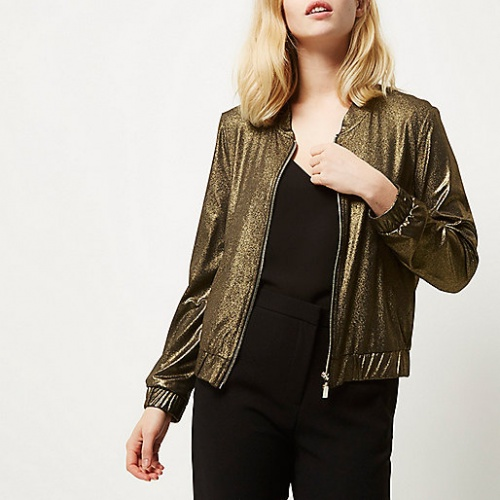 River Island - Bombers or