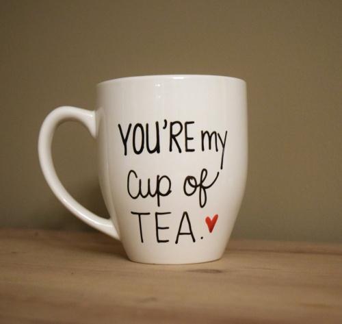 Mug my cup of tea