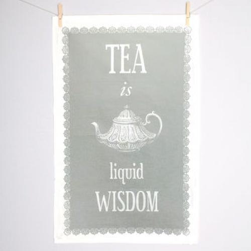 Serviette thé