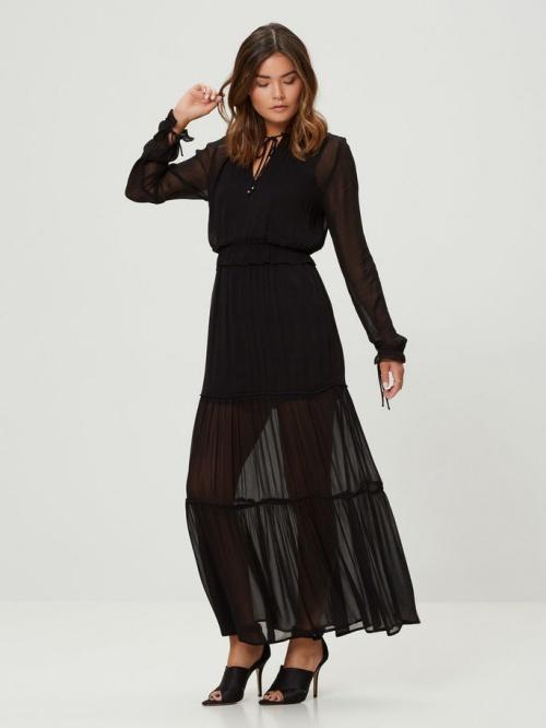 Vero moda-Robe fluide