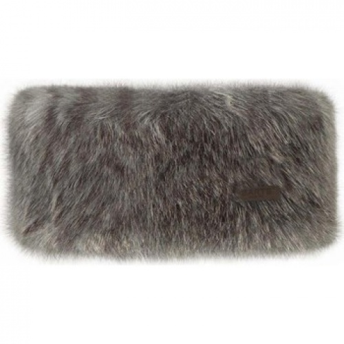 Barts-Fausse fourrure anthracite