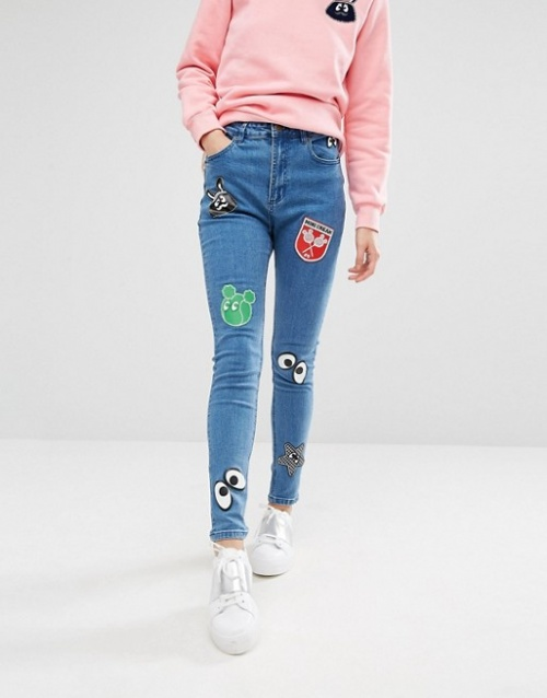 Mini Cream - Jean