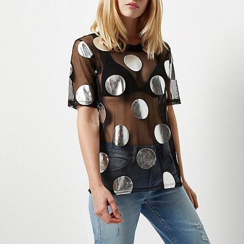 River Island - T-shirt