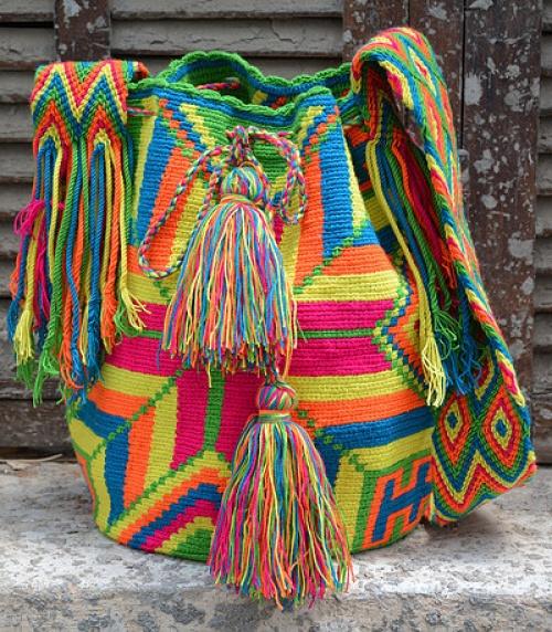 Tamid Gipsy  sac néon étoile