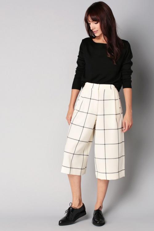 MonShowroom - Jupe culotte