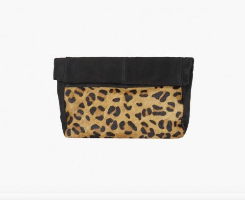 Galerie Lafayette - Pochette leopard