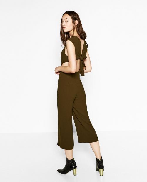 Zara - Combinaison nouée