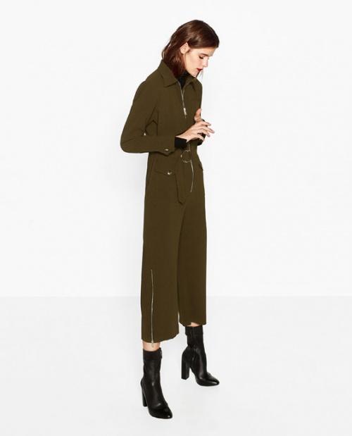 Zara - Combinaison zippée
