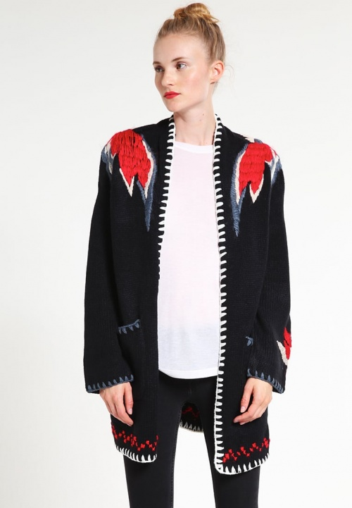 Pepe Jeans - Cardigan broderie