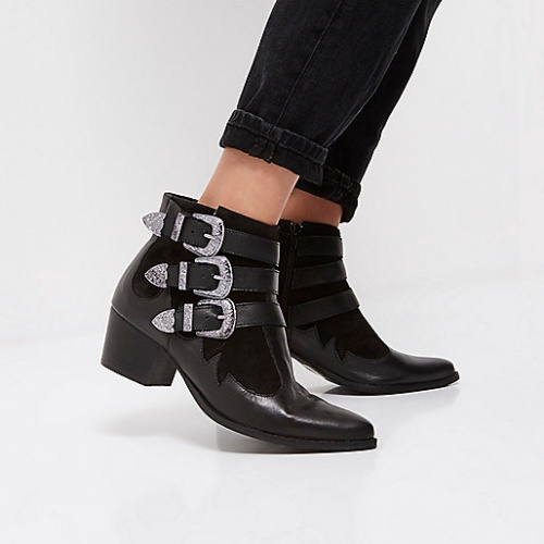 River Islandbottines western boucles