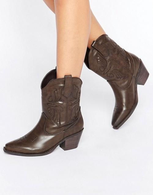 Glamorous boots western