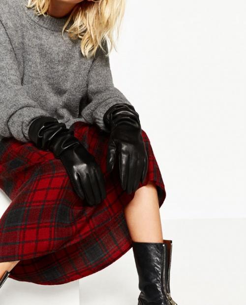 Zara gants longs