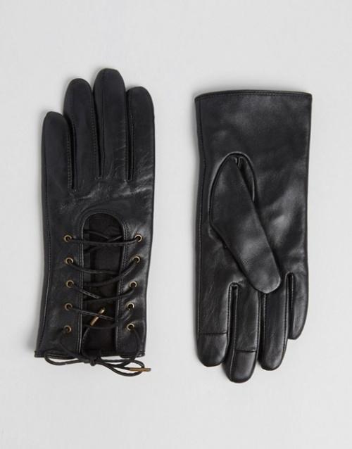 Asos gants lacets