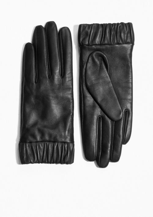 & Other Stories gants élastique