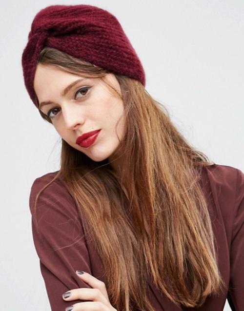 turban  bonnet asos