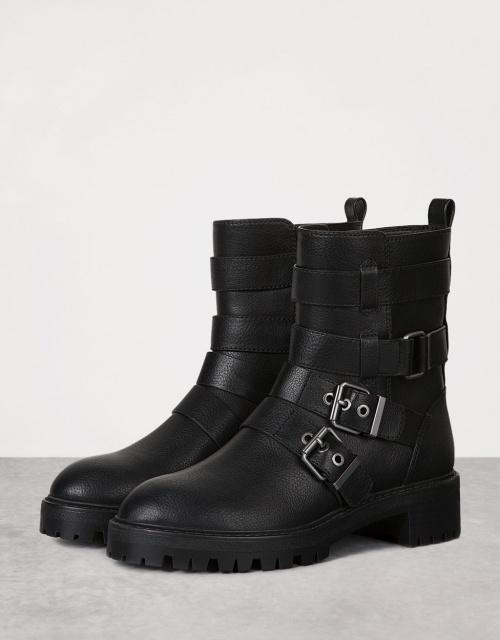 Bershka  boots de motarde