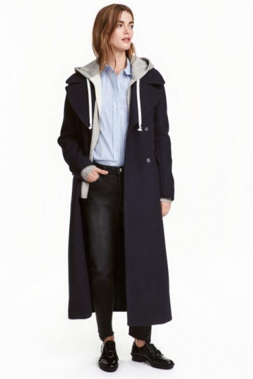 H&M manteau long
