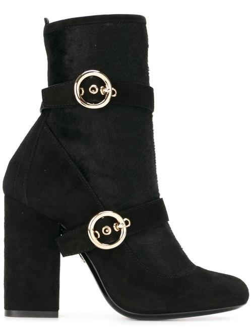 Lanvin - Boots à aneaux