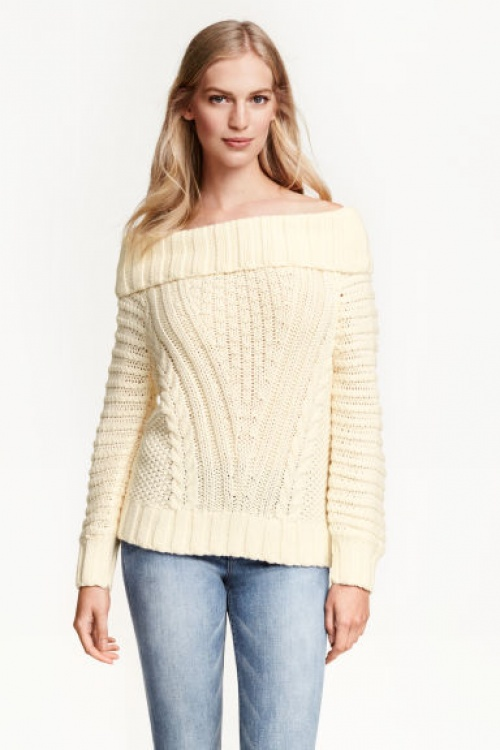 H&M - Pull tricot