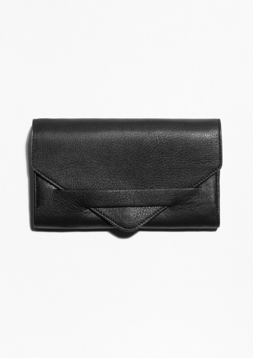 & Other Stories portefeuille pochette