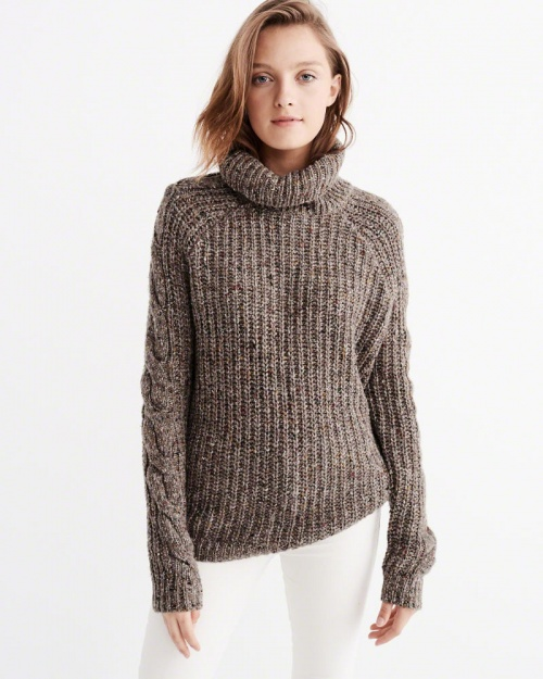 Abercrombie & Fitch - Pull maille