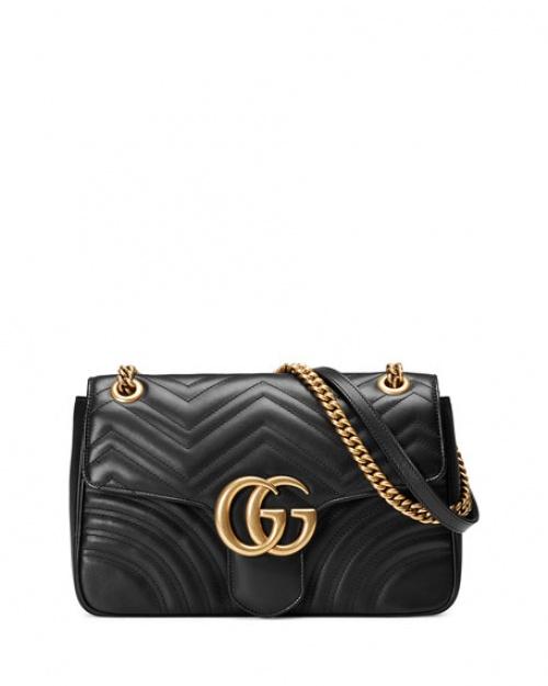 Gucci GG - Sac chaine et lanière