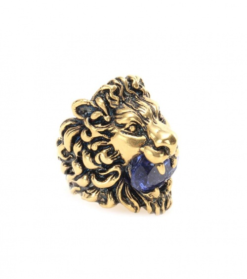 Gucci - Bague lion