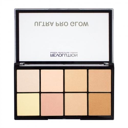 Make Up Revolution - Palette Highlight