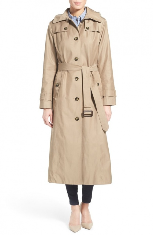 Fog London - Trench coat beige