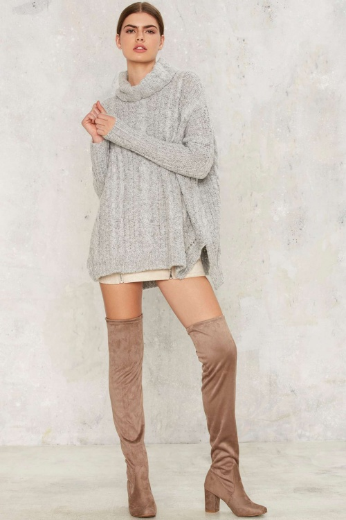 Nasty Gal - Pullover maille