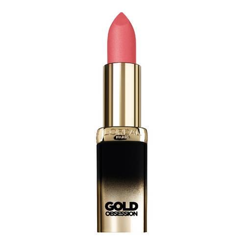 L'Oréal  - Rouge à lèvres Gold obsession
