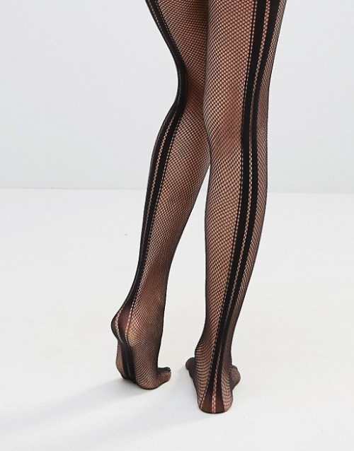Wolford - Collant résille