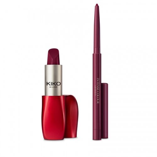 Kiko - Coffret Rouge à lèvres