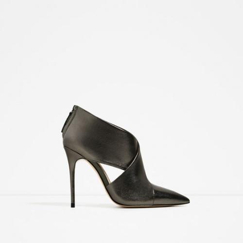Zara chaussures à bout pointu talon aiguilles