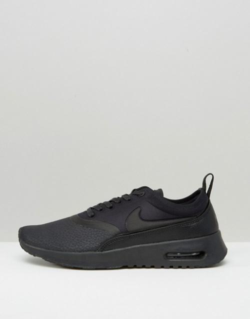 Nike - baskets noires