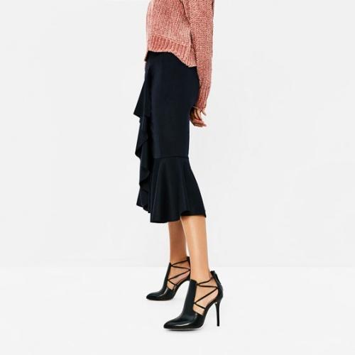 Zara escarpins brides