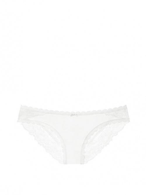 Victoria Secret - Culotte dentelle blanche
