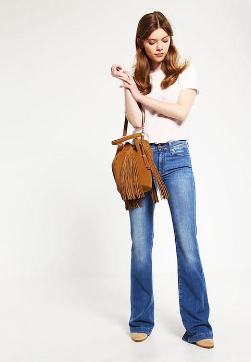 Loeffler Randall - sac franges