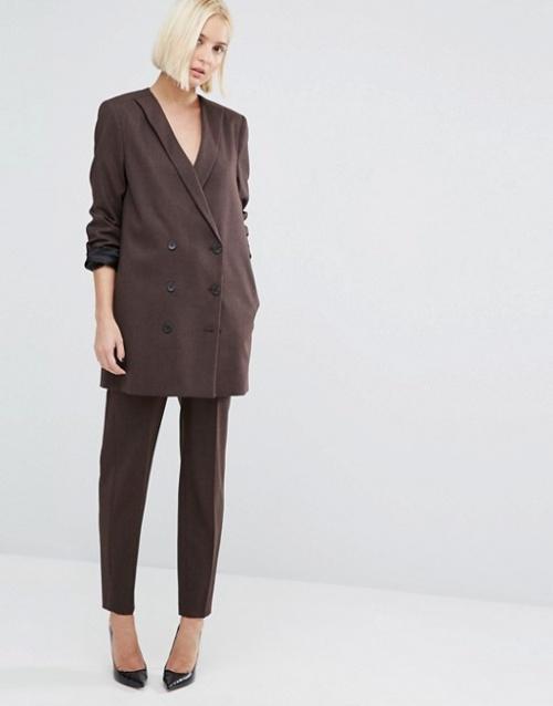 Selected - Pantalon tailleurs droit