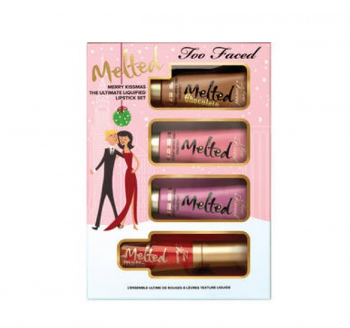 Too Faced - Coffret de minis rouges à lèvres