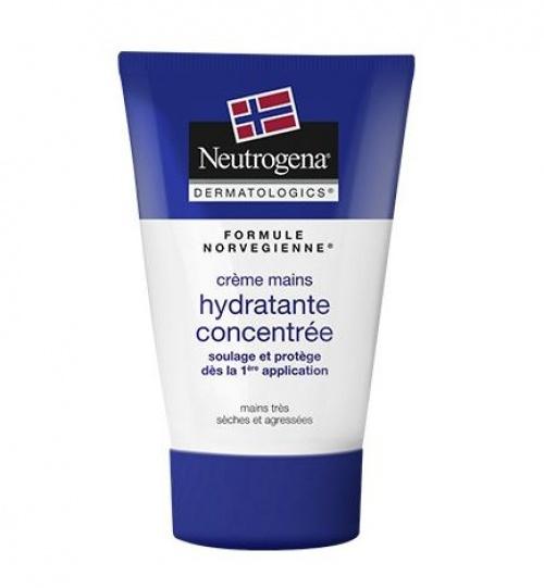 Crème mains hydratante concentrée